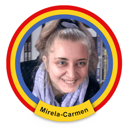 Mirela Carmen - Mentor pe Calea catre Carte